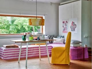 Tagesbettbezüge:  Schlafzimmer von Bemz