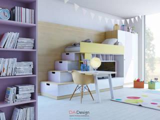 DA-Design Kamar Bayi/Anak Minimalis