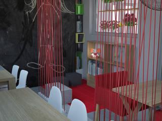Kameleon - Kreatywne Studio Projektowania Wnętrz Gastronomy