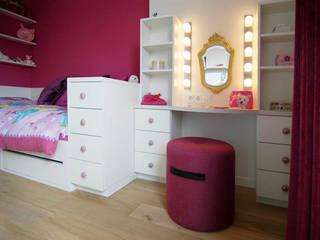Kinderkamer meisjes:  Kinderkamer door Schindler interieurarchitecten