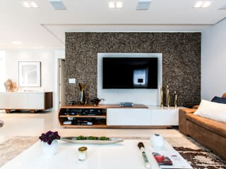 Modern living room by Barbara Dundes | ARQ + DESIGN Modern