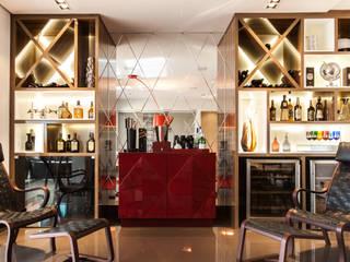 modern Wine cellar by Barbara Dundes | ARQ + DESIGN