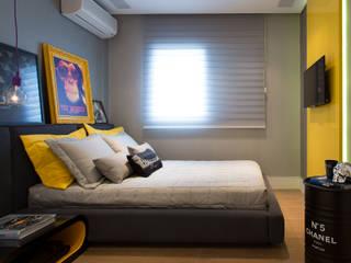 Barbara Dundes | ARQ + DESIGN Modern style bedroom