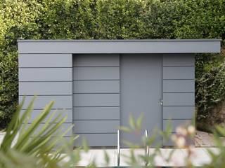 moderne design Gartenhäuser - nichts von der Stange !: modern  von Gartenhauptdarsteller,Modern