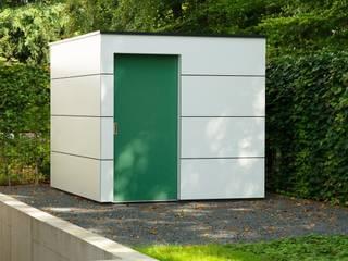 moderne design Gartenhäuser - nichts von der Stange ! Moderne Garagen & Schuppen von Gartenhauptdarsteller Modern