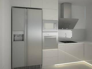 Kameleon - Kreatywne Studio Projektowania Wnętrz Kitchen
