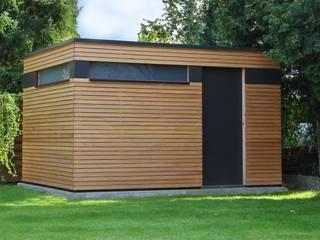 moderne design Gartenhäuser - nichts von der Stange ! Moderner Garten von Gartenhauptdarsteller Modern