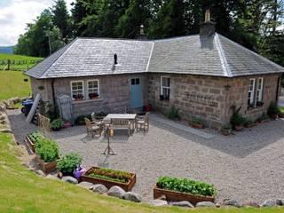 Roundhouse Architecture Ltd의  정원,
