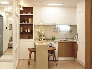 Kitchen by DESIGNBLOB, Modern
