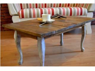 Stolik kawowy: styl , w kategorii  zaprojektowany przez Agnieszka Gamus