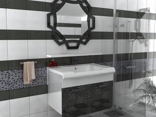 Dekoset Çelik Kapı Mobilya San Tic Ltd Şti. – lüks banyo dolabı:  tarz