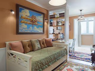 Квартира в Люберцах Детская комнатa в классическом стиле от Bituleva Project Классический
