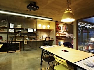 Skandinavische Geschäftsräume & Stores von Hiyeldaim İç Mimarlık & Tasarım Skandinavisch