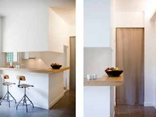 MELANIE LALLEMAND ARCHITECTURES Moderne Küchen