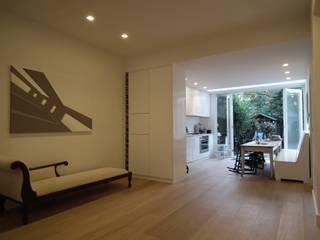 Salones modernos de Het Ontwerphuis Moderno
