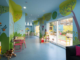 Therapy Centre for Kids Eclectic style clinics by Cayford Design Eclectic