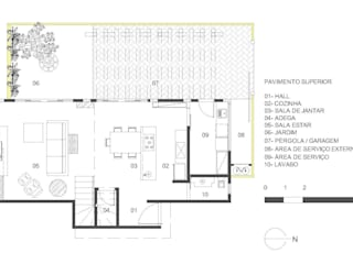 Casa Cobogó:   por Ney Lima Arquitetura