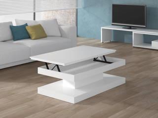 Mesa de centro extensible:  de estilo  de Martbert Mobiliario