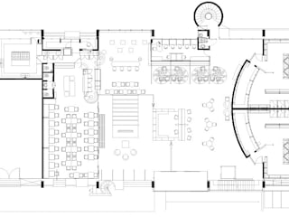 Equilibrium | Comercial por ARQdonini Arquitetos Associados