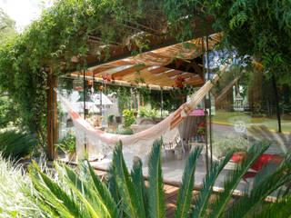Prepara la casa para el Verano con Brasilchic: Terrazas de estilo  de Brasilchic