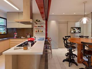 Isabela Bethônico Arquitetura Dapur Modern