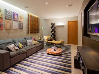 Isabela Bethônico Arquitetura Ruang Keluarga Modern