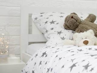 Pościel dziecięca / Kids bedding: styl , w kategorii  zaprojektowany przez Nocne Dobra