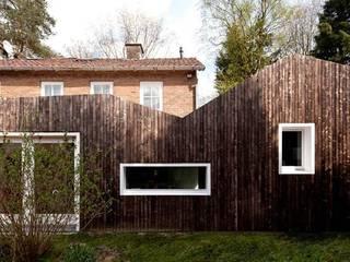 uitbreiding woonhuis Maarn:  Huizen door Richel Lubbers Architecten