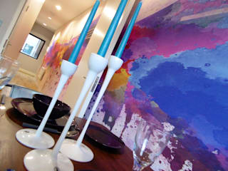Full Length apartment mural:   by Flawless Concepts Ltd