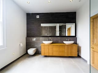 modern Bathroom by Affleck Property Services