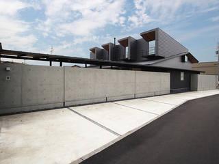 外観02: ASOスタイルが手掛けた家です。