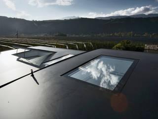 Mirror Houses Puertas y ventanas de estilo minimalista de Peter Pichler Architecture Minimalista