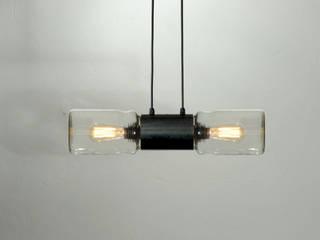 Offlight Deckenlampe - ROTOR D-002-02: industriale Esszimmer von offlight.eu