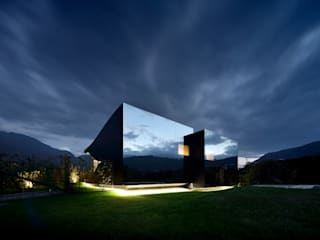Mirror Houses 根據 Peter Pichler Architecture 簡約風