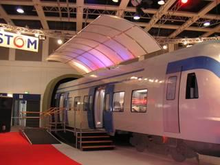 1:1 Modelbau Industriales Messe Design von DIE DREI Malchus, Hückmann, Olivier GbR Industrial