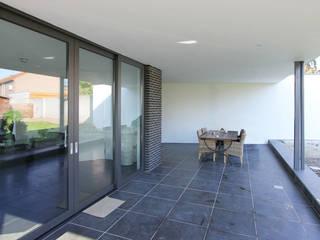 Terrasse de style  par SeC architecten, Moderne