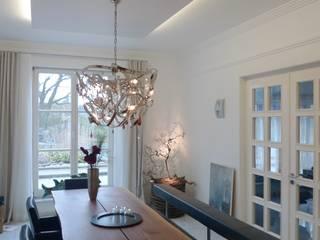 Neues Esszimmer in Villa Saarland Klassische Esszimmer von Bolz Licht und Wohnen 1946 Klassisch