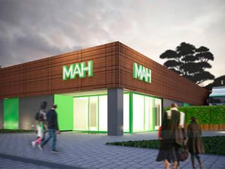 МАГАЗИНЫ «МАН» Торговые центры в средиземноморском стиле от OBJECT Средиземноморский
