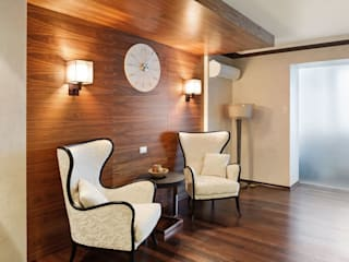 Дизайн двухуровневой квартиры в г. Санкт-Петербурге: Столовые комнаты в . Автор – Студия Павла Исаева