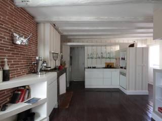cuisine: Cuisine de style de style eclectique par Atelier S