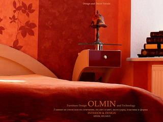modern  by ИП OLMIN - Архитектурная студия Олега Минакова, Modern