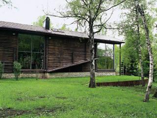 Баня в подмосковье: Дома в . Автор – ARP Studio