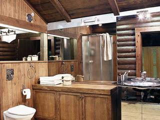 ARP Studio Rustic style bathroom