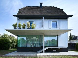 Wohnhaus Münchenstein:  Villa von raeto studer architekten