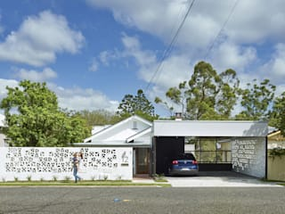 ​Ladrillo :  Houses by Shaun Lockyer Architects