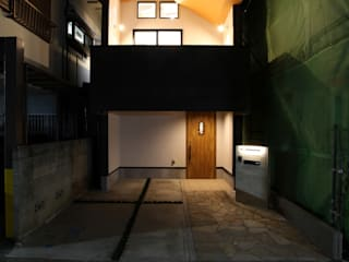 株式会社ハウジングアーキテクト建築設計事務所 Casas de estilo escandinavo