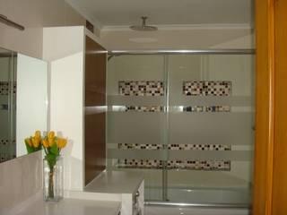 Modern bathroom by Mimark Tasarım Proje Uygulama Ltd. Şti. Modern