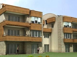 EVE GARDEN VİLLA Modern Evler PROFEM MİMARLIK MÜHENDİSLİK LTD. ŞTİ. Modern