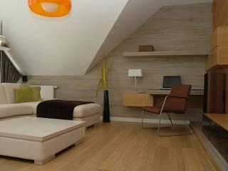 Living room by formativ. indywidualne projekty wnętrz