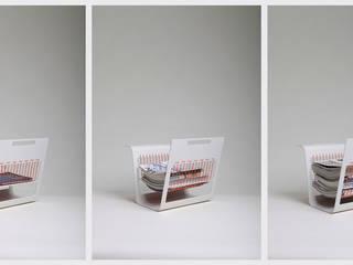 MagazineRek: modern  door Tim van de Weerd, Modern